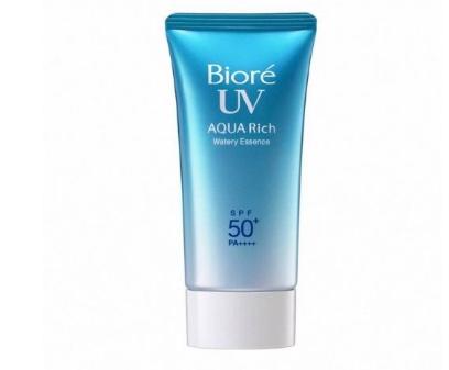 2. Biore UV Aqua Rich Watery Essence