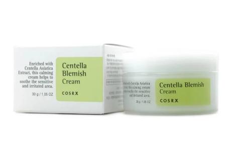 2. COSRX Centella Blemish Cream