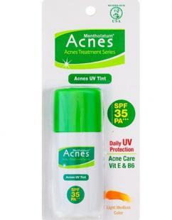 7. Acnes UV Tint