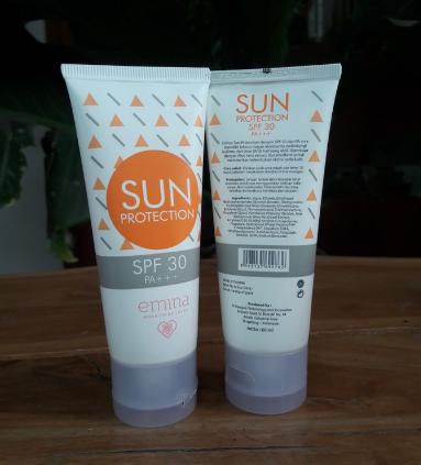 8. Emina Sun Protection SPF 30 PA