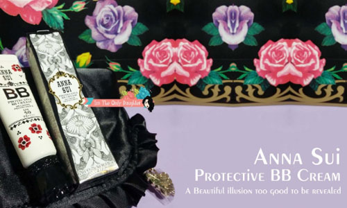 Anna Sui Protective BB Cream 3in1