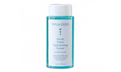 Harga Wardah Pore Tightening Toner
