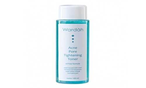 Harga Wardah Pore Tightening Toner