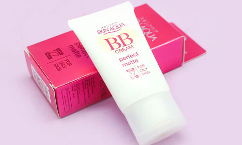 Skin Aqua Perfect Matte BB Cream