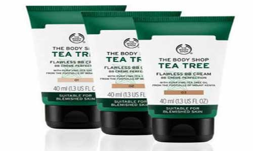 The Body Shop Tea Tree Flawess BB Cream