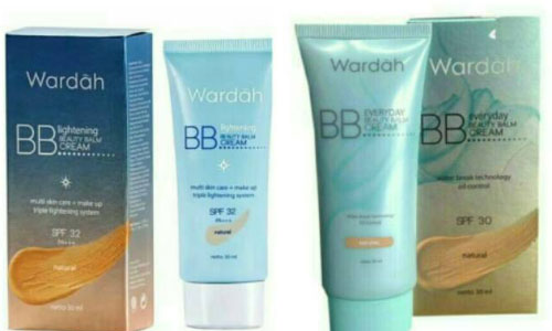 Wardah BB Cream Light