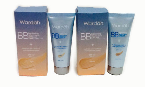 Wardah BB Cream Natural
