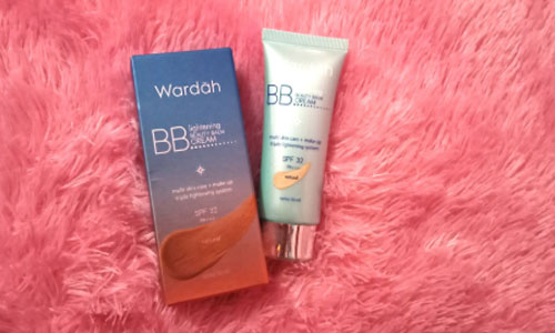 Wardah BB Lightening Cream