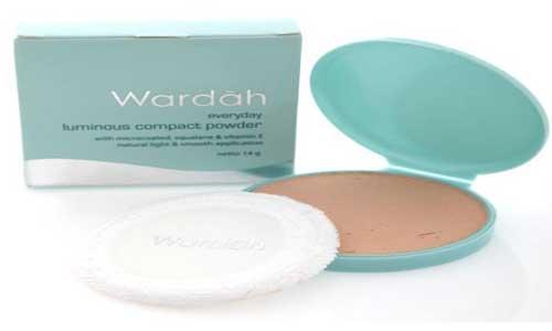 Wardah Lumonius Compact Powder