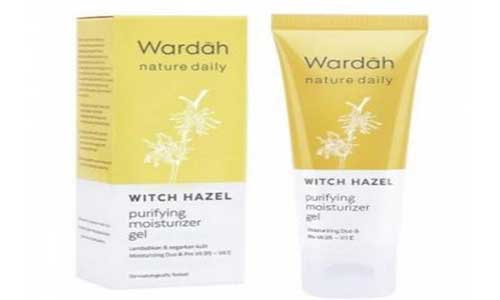 Wardah Witch Hazel Prifying Moisturizer Gel