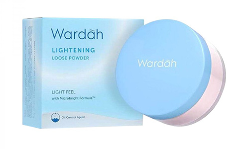 Wardah Lightening Loose Powder