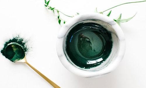 2. Cara Memakai Masker Spirulina Campur Minyak Zaitun