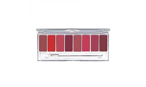 6. Wardah Lip Palette – Perfect Red