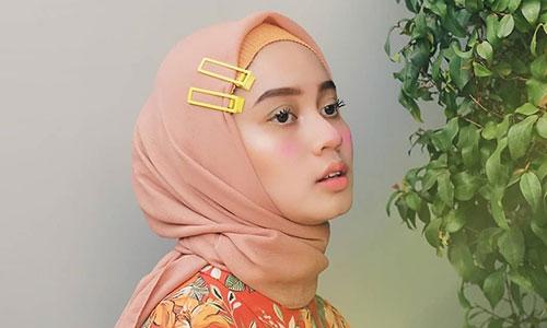 Jepit Rambut Korea Untuk Hijab