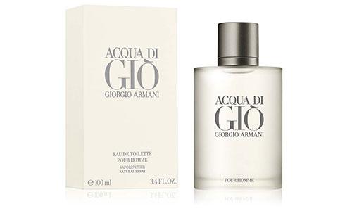 1. Giorgio Armani Acqua Di Gio