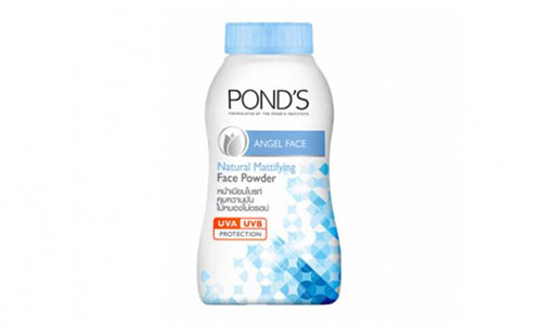 10. PONDS Angel Face Natural Mattifying Face Powder