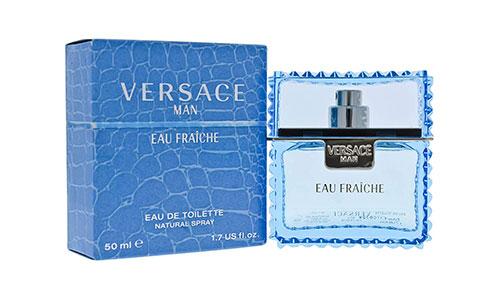 3. Versace Man Eau Fraiche