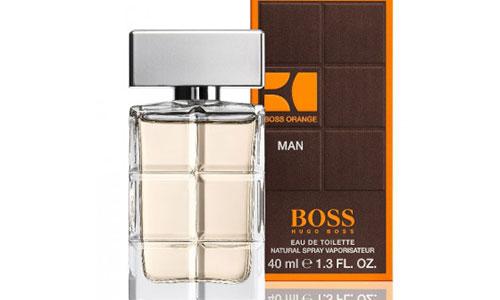 4. Hugo Boss Orange