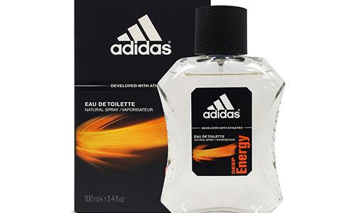 8. Adidas Deep Energy
