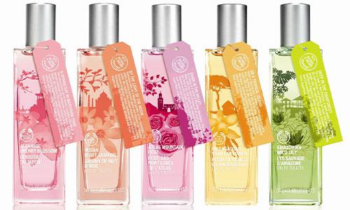 Harga Parfum Body Shop Terbaru & Termurah