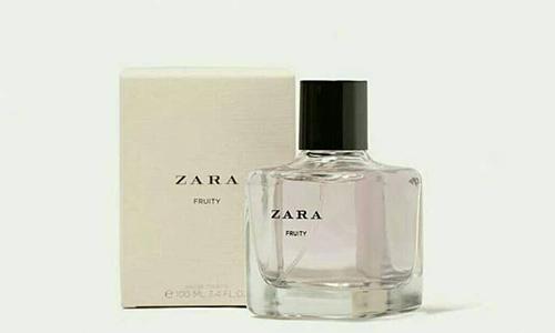 Parfum Zara Fruity