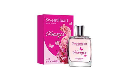SilkyGirl SweetHeart Eau de Toilette